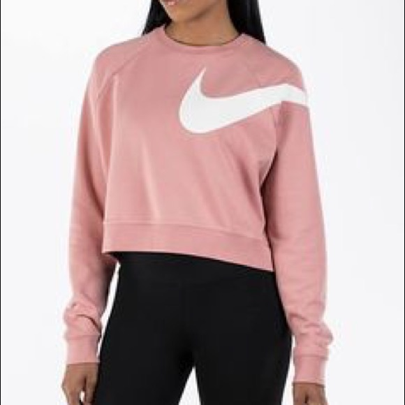 61f2ea248e8 Nike Dry Versa Pink Cropped training Shirt Small. M_5b69f1da4cdc3097503a4b31